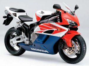 Honda CBR1000RR Fireblade 2004