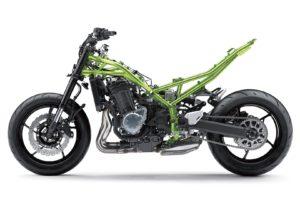 Kawasaki Z900 frame