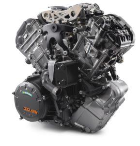 2017 KTM Super Duke 1290 R motor