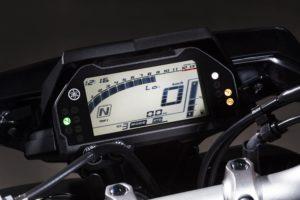 Yamaha TM-10 dash
