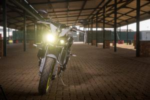 Yamaha TM-10 lights