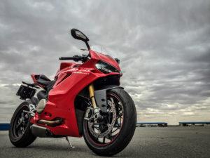 Ducati 1299 Panigale S Clouds